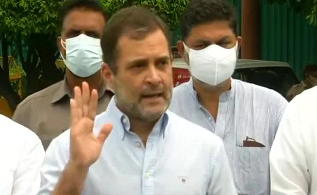 Rahul Gandhi's Attack On Amit Shah After Clashes At Assam-Mizoram Border: Home Minister Has Failed