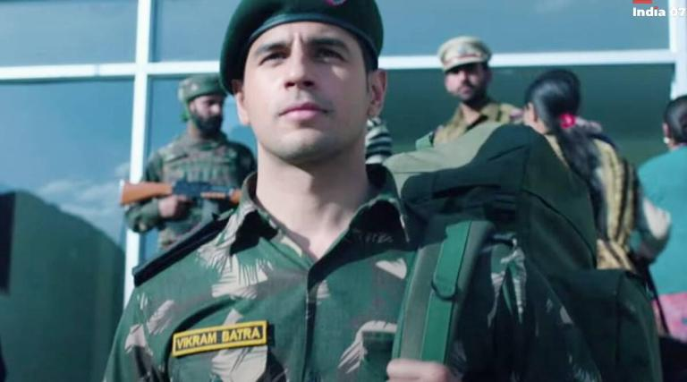 The trailer of the movie Shershaah starring Sidharth Malhotra is finally out