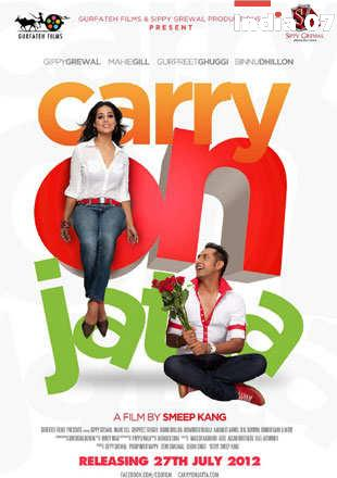 Carry On Jatta  Full Movie Download 480p, 720p, 1080p Leaked By Tamilrockers, 9xmovies, Filmywap, Moviesflix, Filmyzilla