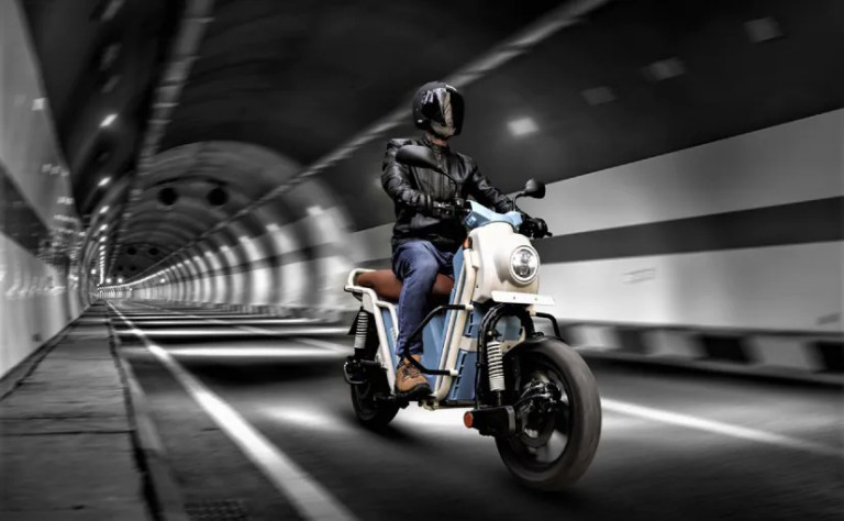 eBikeGo Rugged Electric Moto-Scooter Launched; Prices Begin At Rs. 79,999