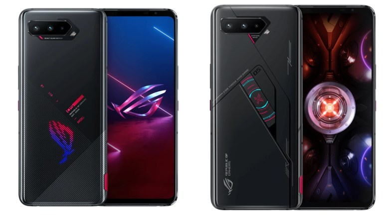 Asus ROG Phone 5s, ROG Phone 5s Pro With Snapdragon 888+ SoC Unveiled: Specifications