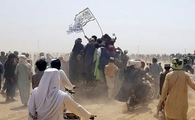 Taliban (*24*) Second Afghan Provincial Capital In 24 Hours