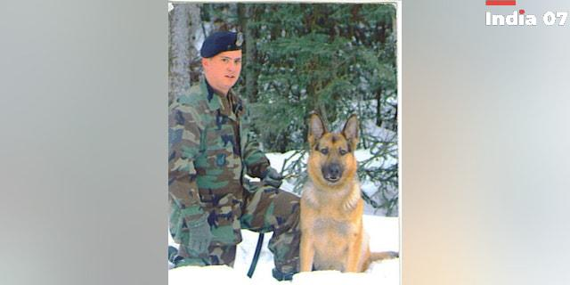 Decorated veteran, military working dog handler who served in Afghanistan has 'a lot of questions' about exit