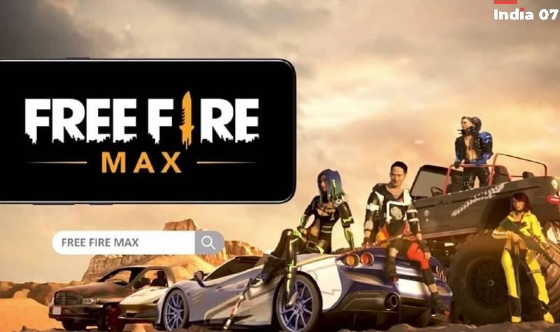 Free Fire Max Download