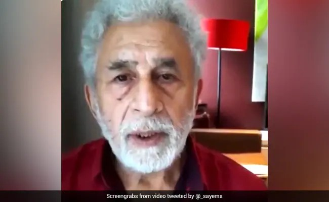 Naseeruddin Shah's Message For Those Celebrating Taliban In India