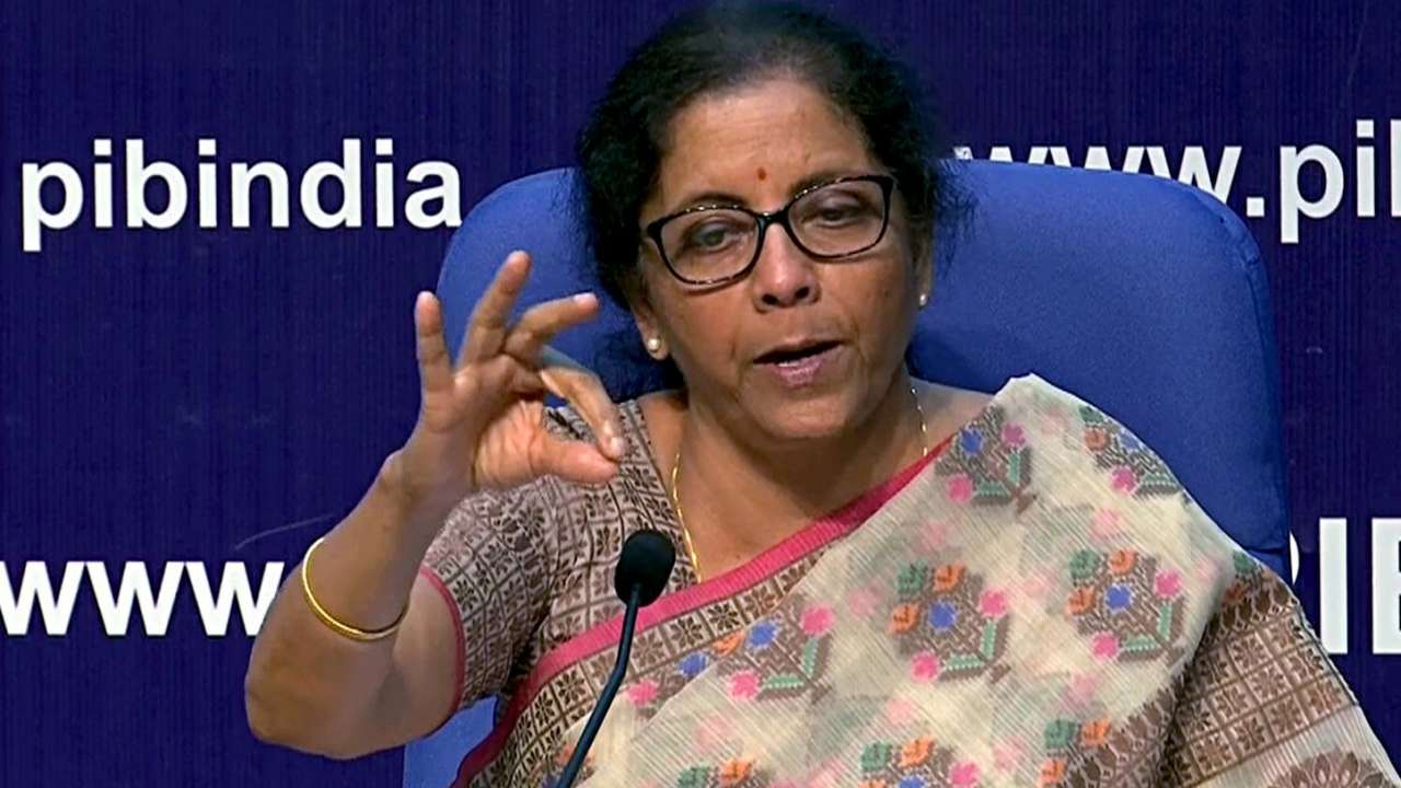 Make New Income Tax Website 'User-Friendly': Nirmala Sitharaman Asks Infosys to Fix Glitches