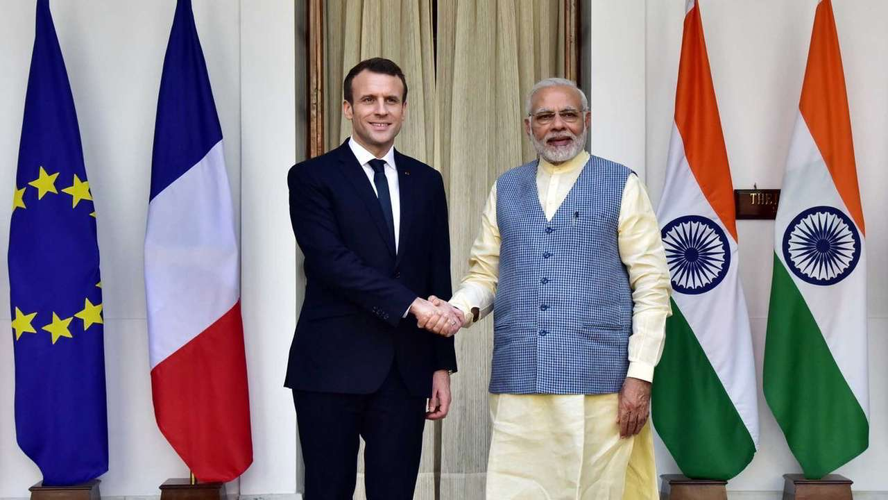 COVID-19 Update: France comes forward to provide medical assistance to India