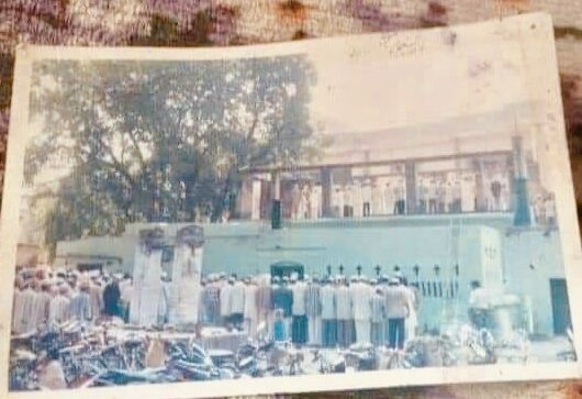How To Bring Down A Mosque In Uttar Pradesh And Try To Get Away With It