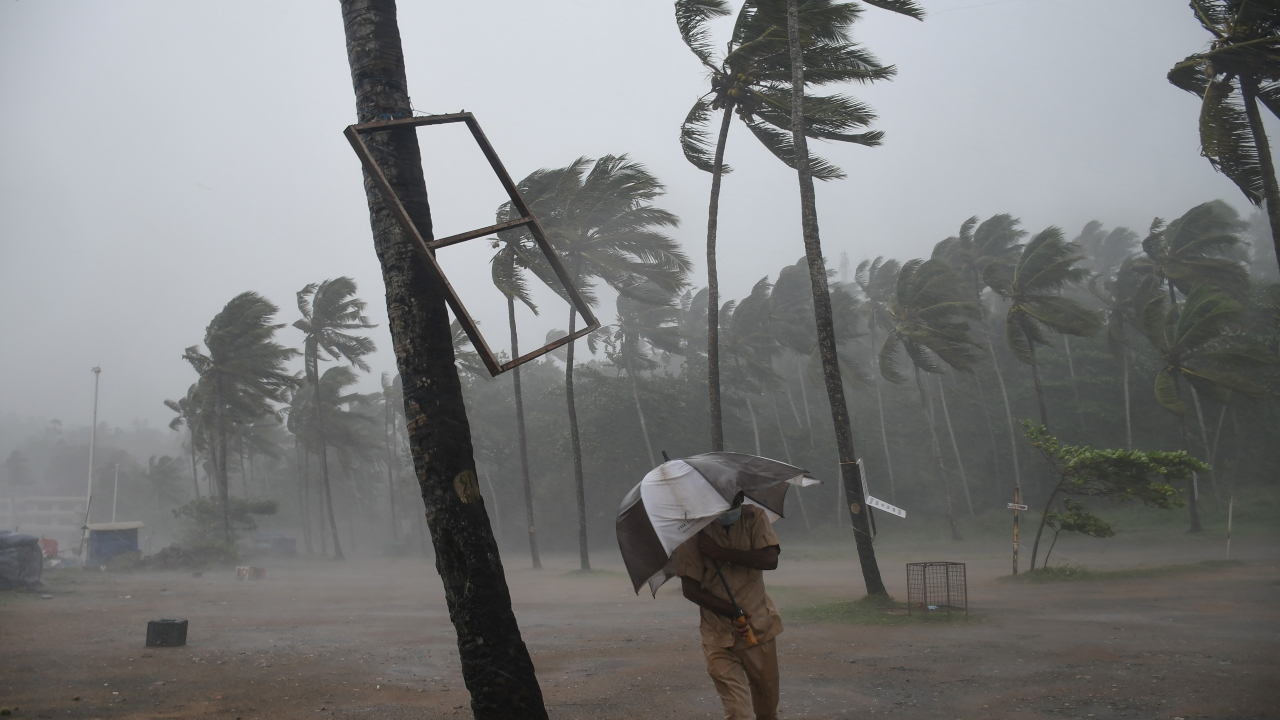 Monsoon delayed, likely to arrive in Kerala by June 3: IMD