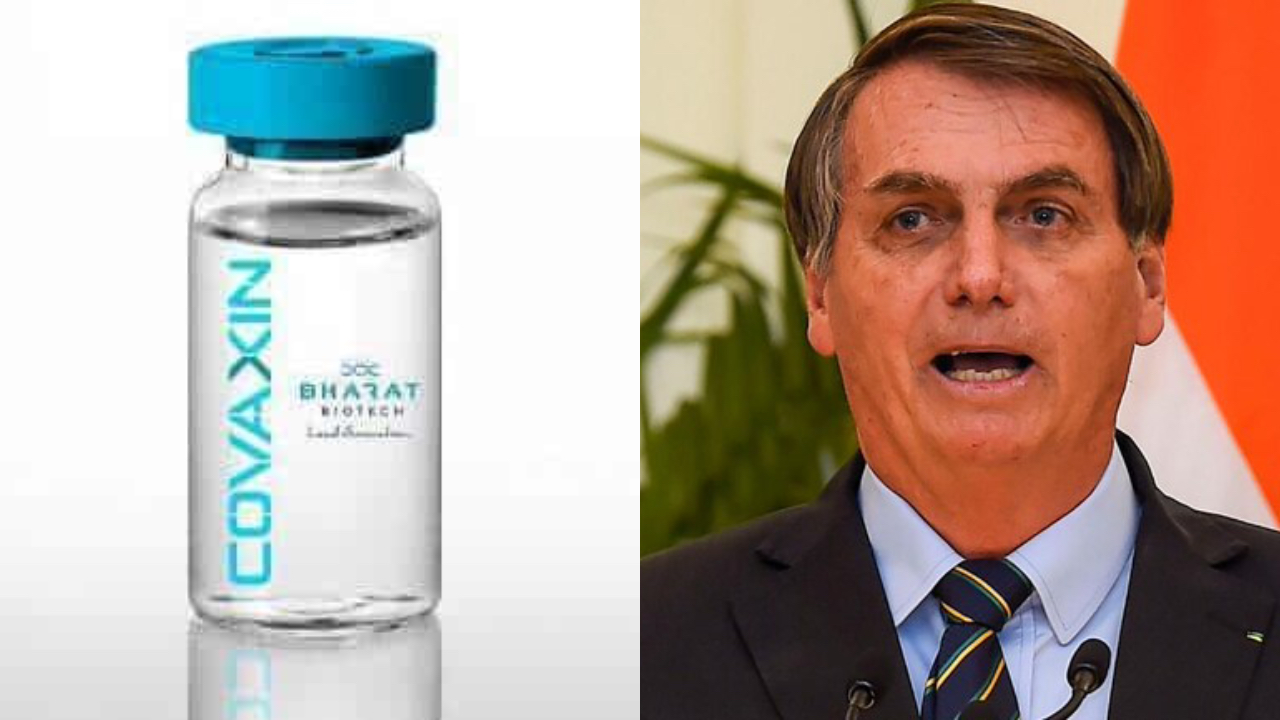 Brazil to Suspend Covaxin Covid-19 Vaccine Deal Over Allegations of Irregularities