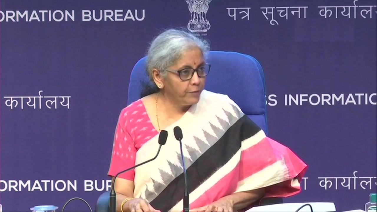 Finance Minister Announces Rs 1.1 Lakh Crore Loan Guarantee Scheme for COVID-19 Affected Sectors