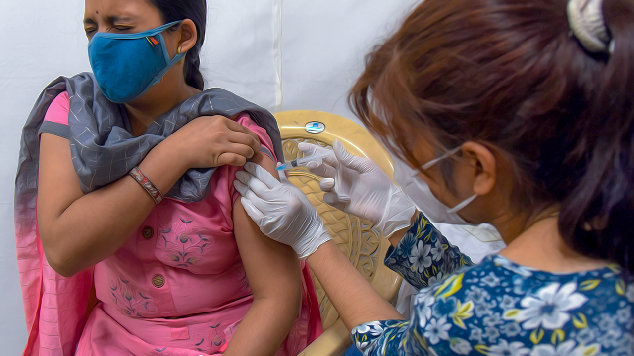 Covid-19 India Vaccine Update: 53 Lakh Vaccinated In 24 Hours; Guidelines Issued for Pregnant Women