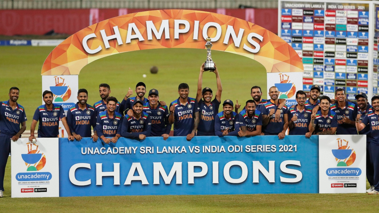 Ind vs SL: 'New Look' Team India Lose 3rd ODI by 3 Wickets, Win Series 2-1