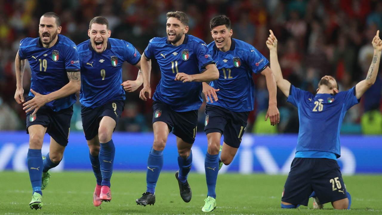 EURO 2020: Italy Wins Nerve-Racking Shootout Against Spain to Reach Final