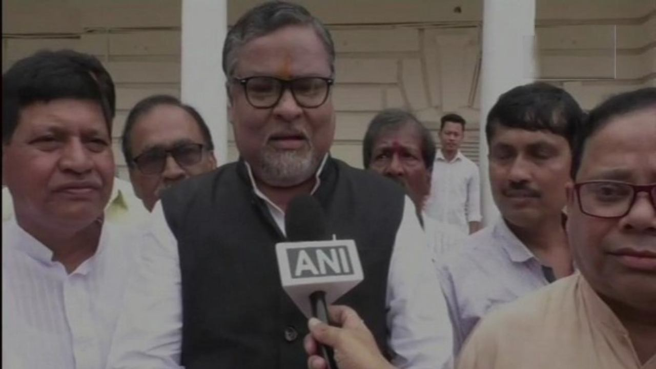 Former Congress MLA Subal Bhowmik, 6 Others Join TMC While Mamata Bats for Front Against BJP