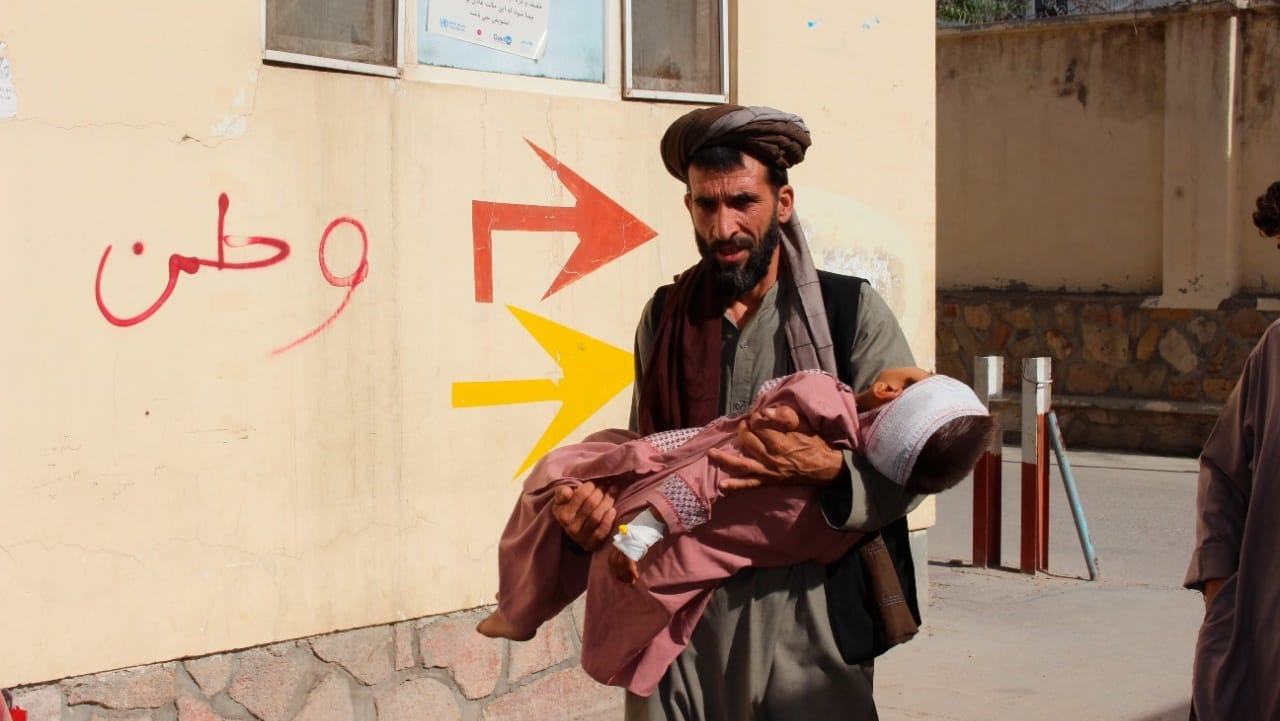 Amid Taliban Surge In Afghanistan, A Recollection Of Mazar-e-Sharif's Bloodied Past