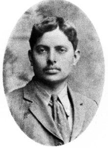 Харилал Ганди в юности