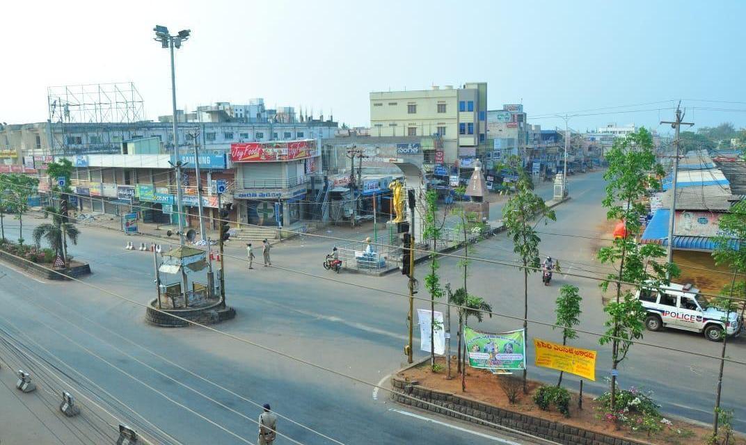 Комендантский час в Индии и fakenews