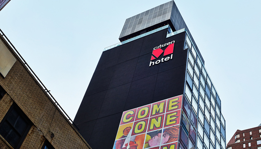 India Art N Design Global Hop Citizenm Hotel Nyc