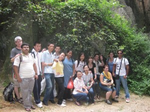 2010 Student Fellows Fieldtrip