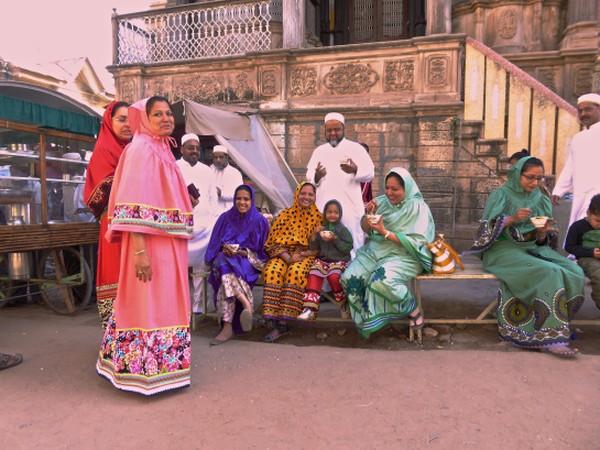 Inside The Colourful World Of Bohri Burkhas