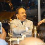 Dr. Vardhan India's Minister of Science and Technology Is On A Mission