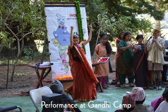 Gandhi Camp