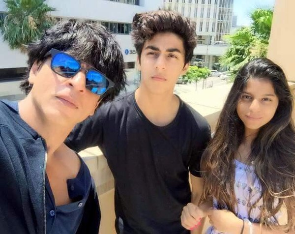 Dad SRK On A College Tour to California