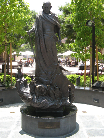 Gandhi's Legacy