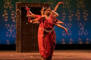 Dance Recital Paints the Divine