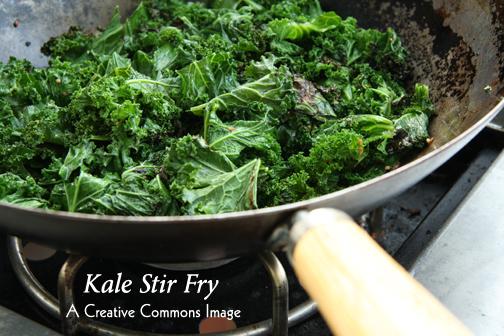 Go Kale Green For Summer
