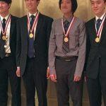 Soorajnath Boominathan Represents U.S. in International Chemistry Olympiad