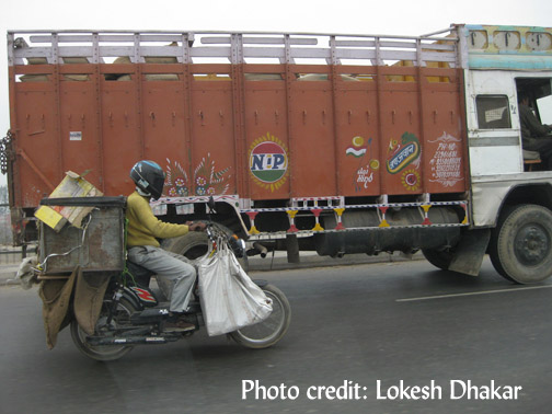 """Indian Traffic """"Rules"""""""