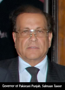 Rest in Peace, Governor Taseer