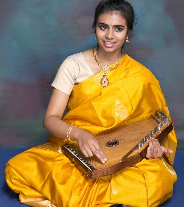 Debut Hindustani Classical Music Concert by Anjana Chandran