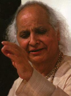 Pandit Jasraj in Concert