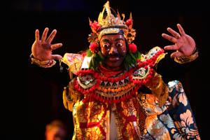 Ramayana Gets Bali-fied