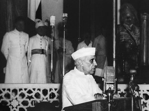 NPR Talk: In India, A Battle Brews Over A Museum Honoring A Revered Leader
