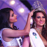 Stephanie Lohale of Oman crowned Miss India Worldwide 2015