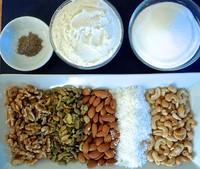 Mewa Burfi Recipe