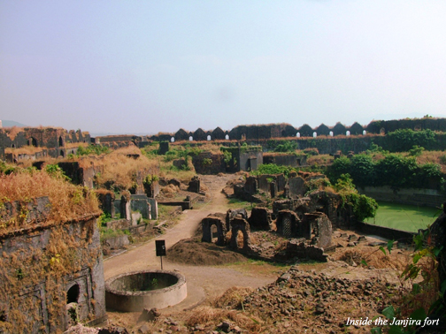 The Invincible Fort of Murud Janjira