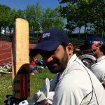 The Language of Cricket Spoken in Swiss Alps