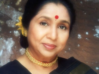Asha Bhosle Comes to the Bay