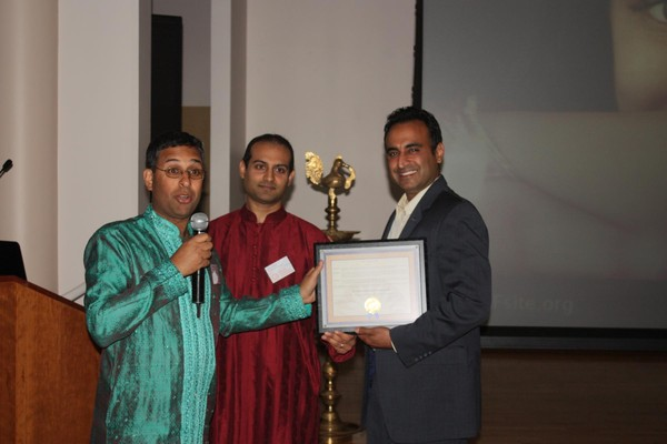 Hindu American Foundation's Northern California Fundraiser a Success
