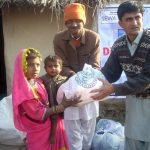 SEWA USA Helps Flood Victims in Pakistan