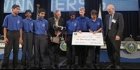 California Team Wins Top Honors at Science Bowl