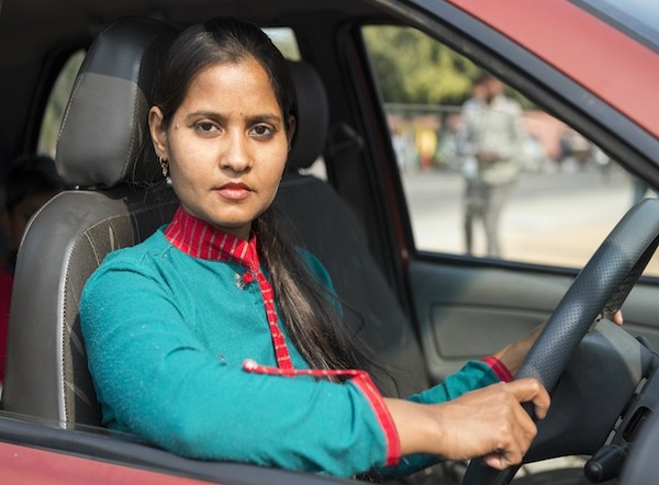 The Women Cabbies of India