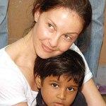 Ashley Judd on a mission