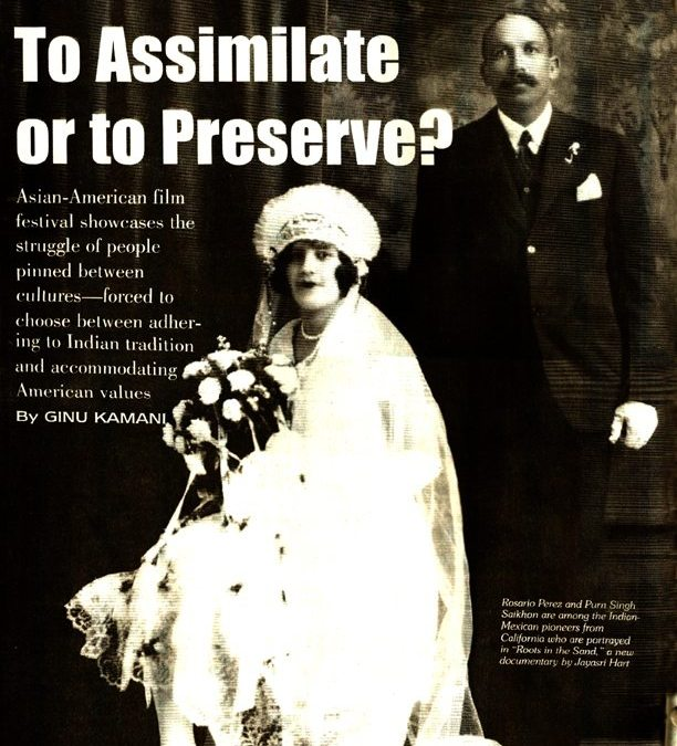 To Assimilate or to Preserve?
