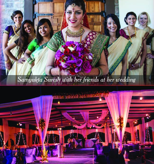 The Resplendent Indian Wedding